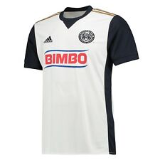 adidas Mens Gents Football Philadelphia Union Away Shirt Jersey Top 2017-18