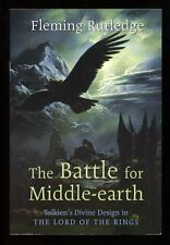 """The Battle for Middle-earth: Tolkien's Divine Design in """"The Lord of the Rings"""""""