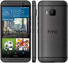 UNLOCKED HTC One M9 32GB Fido Bell Rogers Telus Koodo Chatr - Warranty