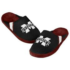 Mississippi State Bulldogs Slippers Jersey Slide House Shoes