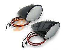 Mirrors Side Mirror Pair LED Turn Signal for Honda CBR1000RR 2008 2009 2010 2011