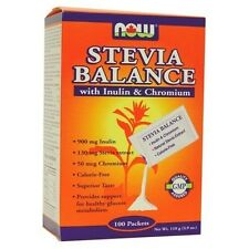NOW Stevia Balance Packets
