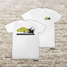 SPEED PRODUCTS ENGINEERING SPE AUTOMOTIVE DRAG RACING RACE HOT RAT ROD T-SHIRT