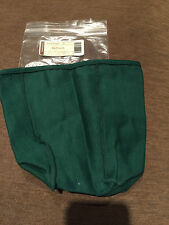 Longaberger Ivy Green Solid Small Spoon Basket Liner