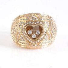 Chopard Happy Diamond & Diamond Ring