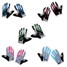 Cycling Gloves Full Finger Quick Drying Shockproof Sports Bicycle Gel Palm Mitts