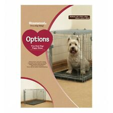 Rosewood Options Two Door Dog Home Dog Crate