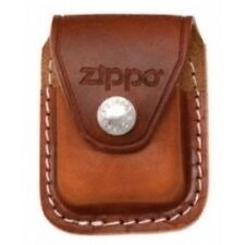 Zippo Brown Lighter Pouch With Clip Leather - Brand new!