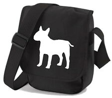 English Bull Terrier Reporter Bag Dog Shoulder Bags Birthday Gift