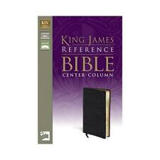 King James Reference Bible by Zondervan (Leather / fine binding, 2004)