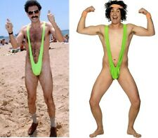 "Officially Licensed Borat Mankini Stag Fancy Dress One Size 38-44"" Smiffys"