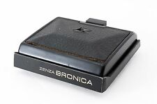 Bronica ETR waist level finder VG condition, working well from japan 169254