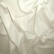 "Ivory Curtain Lining 274cm 108"" wide Fabric Material sold by the metre"