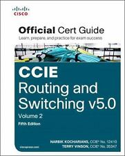 CCIE Routing and Switching v5.0 Official Cert Guide (with DVD) - Volume 2, 5e