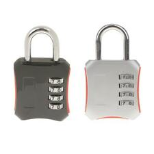 TSA Resettable 4-Digit Combination Padlock Travel Luggage Suitcase Bag Lock,PICK
