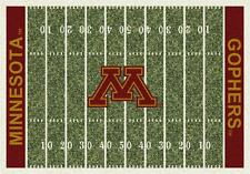 Minnesota Golden Gophers Football Field Rug