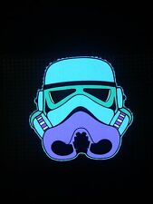Stormtrooper LED Sound Activated LIGHTS UP LED T-Shirt ALL SIZES Wireless