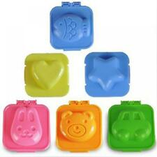 Rice Mould Decorating Bento Sandwich Cutter Sushi Maker Egg Mold