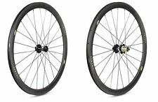 "FIR R1 Carbo Disc Wheelset 28"" Road bike Carbon Clincher 1600gr. Shimano Campa"