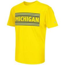Performance Youth University of Michigan Wolverines Short Sleeve Tee