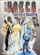Nazca: Betrayal of Humanity 2000 by Geneon [Pioneer] Ex-library