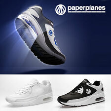Paperplanes Mens Air Cap Athletic Shoes Fashion Sports Running Sneakers 1401 AU