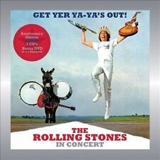 Get Yer Ya-Ya's Out! The Rolling Stones in Concert [4/2] by The Rolling Stones,…