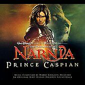 Chronicles of Narnia: Prince Caspian 2008 by Harry Gregson-Williams Ex-library