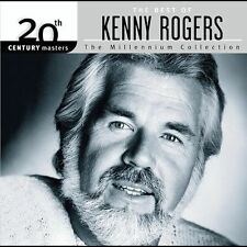 20th Century Masters: Millennium Collection 2004 by Rogers, Kenny Ex-library