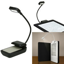 Flexible Clip-on Bright LED Reading Light Lamp for Amazon Kindle/eBook Readers