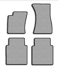 2004-2010 Audi A8L 4 pc Set Factory Fit Floor Mats