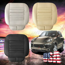 3D New&Universal Car Seat Cover PU Leather Breathable Pad Mat for Chair Cushion