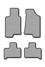 2006 Hummer H3 4 pc Set Factory Fit Floor Mats