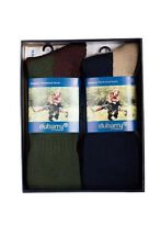 *NEW 2017* Dubarry Adult Long Tech Ultima Sailing Boot Socks Navy + Olive *sizes