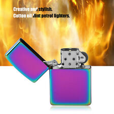 Lighter Style Cotton Oil Flint Petrol Lighters Old-Fashioned Vintage Lighter BP