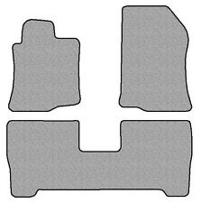 2007-2009 Suzuki XL7 3 pc Set Factory Fit Floor Mats