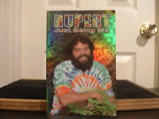 Rupert Just Being Me by Rupert Boneham Signed by Author