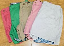 BNWT LADIES TAILOR VINTAGE REVERSIBLE CASUAL  SHORTS 5 COLOURS 3 SIZES