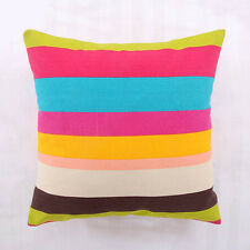 Newest Bed Runner Striped Design Bed Flag Cloth Home Pillowcase Hotel Nice Decor