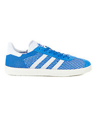 "NEW Adidas Sneakers ""GAZELLE"" Men Blue Made In IN  BB5246 GAZELLE Designers Outl"