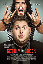 Get Him to the Greek - Extended Party Edition  DVD Blu-ray Russell Brand, Jonah