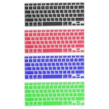 "Korean / English Silicone Keyboard Skin Cover for Apple Macbook Pro 13"" 15"""
