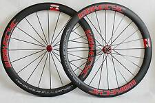 50mm width 25mm Clincher carbon bicycle road bike wheels carbon cycling wheelset