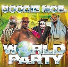 World Party 2005 by Goodie Mob - Disc Only No Case