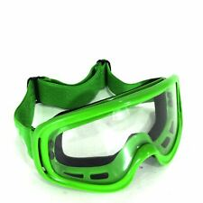 Motohart Moto Adult X1 Cross MX Motocross Off Road Competition Goggles Clear Len