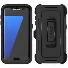 OtterBox Defender Otter Defender Series Samsung Galaxy S3 S4 S5 S6 S7 Edge Cases