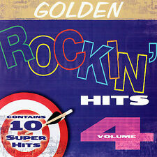 Golden Rockin Hits, Vol. 4 2006 - Disc Only No Case