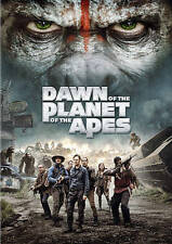 DAWN OF THE PLANET OF THE APES DVD - GARY OLDMAN - AUTHENTIC - Ships Fast