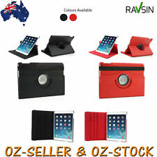 Apple iPad Air Leather Case Cover Stand Flip 360 Twist Smart Cover Brand New