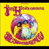 Are You Experienced CD/DVD 2010 by Jimi Hendrix